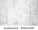 distressed grainy overlay... | Shutterstock .eps vector #503331490