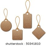 wood label | Shutterstock .eps vector #50341810