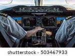 Pilot And Copilot In Commercia...
