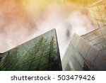 sustainable  green energy city  ... | Shutterstock . vector #503479426