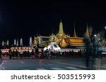 bangkok  thailand  oct 20  2016 ...   Shutterstock . vector #503515993