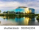 strasbourg  france  august 01...   Shutterstock . vector #503542354
