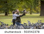 london  united kingdom  ... | Shutterstock . vector #503542378