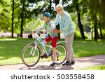 family  generation  safety and... | Shutterstock . vector #503558458