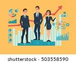 business professional. award...   Shutterstock .eps vector #503558590