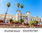 Casino Municipale Sanremo....
