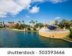 usa  florida  orlando. october...   Shutterstock . vector #503593666
