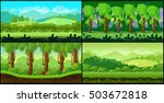 game background for your... | Shutterstock . vector #503672818