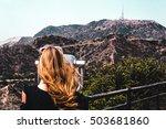 Photo Of Girl Near Hollywood...