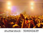 club party | Shutterstock . vector #504043639