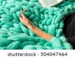 cozy composition  closeup of...   Shutterstock . vector #504047464