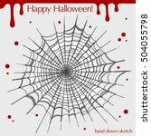 vector color linear... | Shutterstock .eps vector #504055798