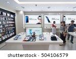 kuala lumpur   september 13 ... | Shutterstock . vector #504106579
