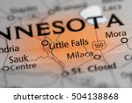 Little Falls. Minnesota. Usa
