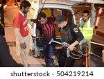 quetta  pakistan   oct 25 ... | Shutterstock . vector #504219214