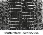 distressed overlay texture of... | Shutterstock .eps vector #504227956