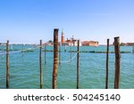 venice the grand canal  italy | Shutterstock . vector #504245140