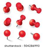 realistic vector illustration ... | Shutterstock .eps vector #504286993