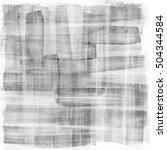 grey abstract watercolor macro... | Shutterstock . vector #504344584