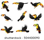 vector illustration of set of...