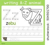 Illustrator Of Writing A Z...