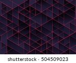 abstract background with... | Shutterstock . vector #504509023