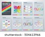 vector illustration... | Shutterstock .eps vector #504613966