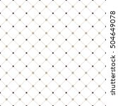 pattern abstract background...   Shutterstock .eps vector #504649078