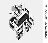 Abstract Geometric Element In...