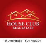 real estate  building and... | Shutterstock .eps vector #504750304