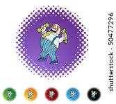 greed | Shutterstock .eps vector #50477296
