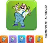 greed   Shutterstock .eps vector #50480932