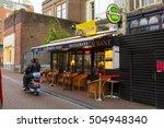 amsterdam  the netherlands  ... | Shutterstock . vector #504948340
