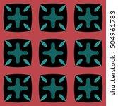 the endless texture.vector... | Shutterstock .eps vector #504961783