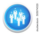 group of people icon | Shutterstock .eps vector #505074520