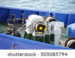 Anchor Windlass Mechanism With...