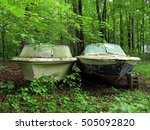 Abandoned And Neglected Boats...