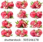pomegranate fruit   Shutterstock . vector #505146178