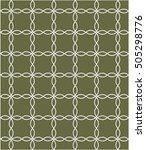 geometrical pattern | Shutterstock .eps vector #505298776