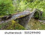 Traditional Stone Bridge In...
