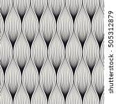 vector seamless pattern.... | Shutterstock .eps vector #505312879