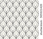 vector seamless pattern with...   Shutterstock .eps vector #505321420