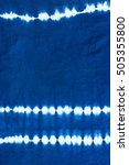 Small photo of indigo tie dyed pattern abstract background.