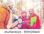 technology  season  friendship... | Shutterstock . vector #505420663