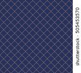vector seamless pattern....   Shutterstock .eps vector #505453570