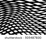 curved stripes. abstract... | Shutterstock .eps vector #505487830