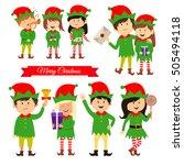 Christmas Elves  Helpers Of...
