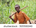 konso  omo valley  ethiopia  ... | Shutterstock . vector #505500340