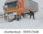 Highway A2  Romania  17 Januar...