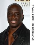 Small photo of LOS ANGELES - OCT 25: Isaac C. Singleton Jr. at the Hollywood Walk of Fame Honors at Taglyan Complex on October 25, 2016 in Los Angeles, CA